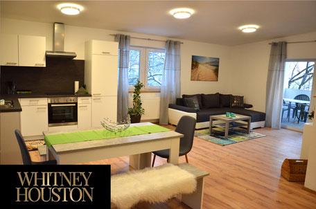 Whitney Houston - 100m² Pöstlingberg Wohnung