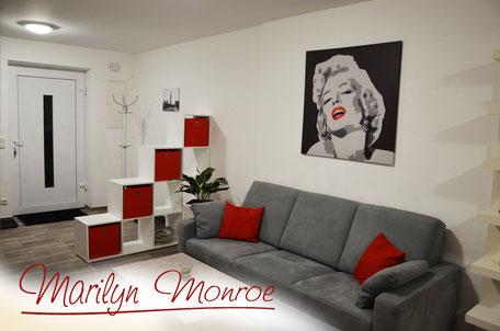 Marilyn Monroe - 70m² Wohnung am Pöstlingberg