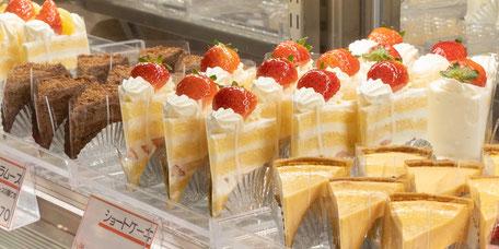 ケーキ|大分県佐伯市の洋菓子店 クアンカドーネ