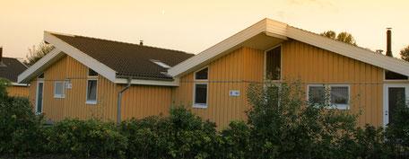 Haus 52 und 53 im Ferienpark Mueritz
