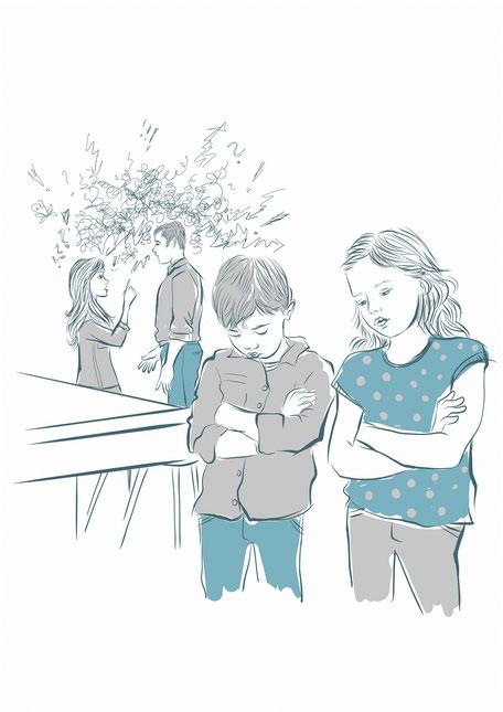 Familien- Eltern- oder Erziehungsberatung § 107 AußStrG Linz Land Freistadt Perg Urfahr