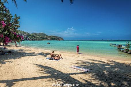 Insel, Thailand, Golf von Thailand, Koh Tao,  Belichtungsreise, Tauchen
