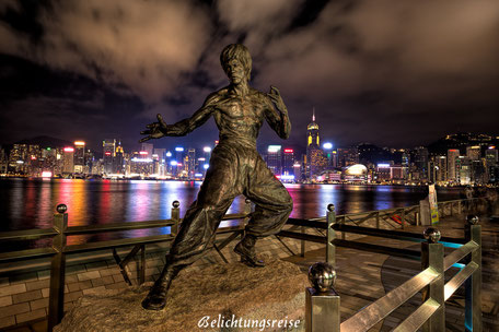 Hongkong, Asien, Stadt, Kugelpanorama, 360 Grad, Panorama, Skyline, Avenue of the Stars, Belichtungsreise