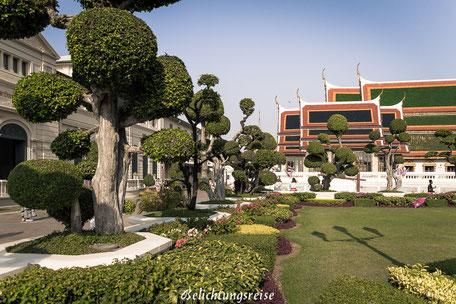 Bangkok, Königspalast, Thailand,  Belichtungsreise