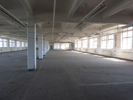 Etage für die Anmietung als Lagerraum Lagerfläche Kaltlager in Chemnitz