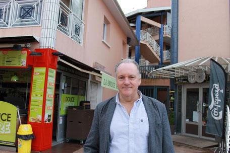 Bernard Baudoin, son enfance au cinéma Casino