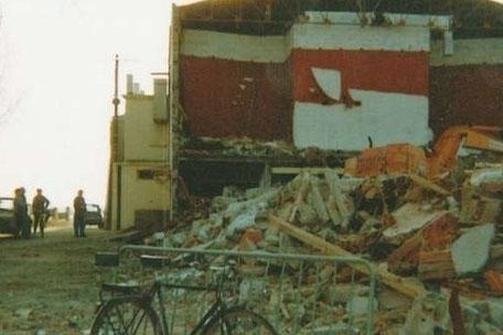 La démolition de la salle de cinéma du Casino-Le Miami