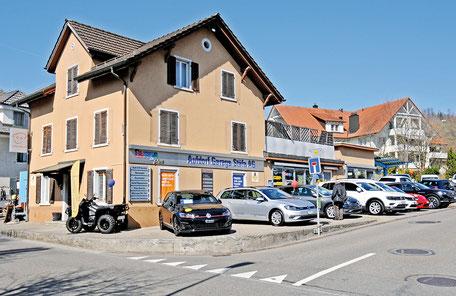 Aufdorf Garage AG, Stäfa