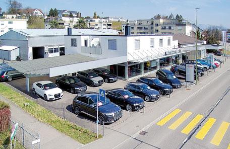 Garage Huber AG, Hombrechtikon