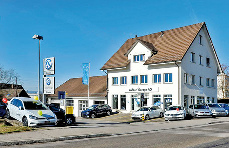 Aufdorf Garage AG, Männedorf