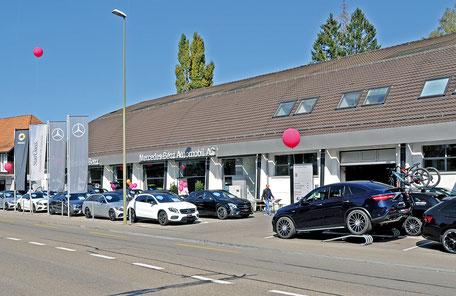 Mercedes-Benz Automobil AG, Stäfa