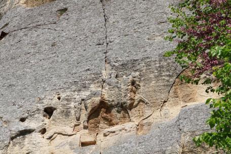 Reiterstandbild von Madara