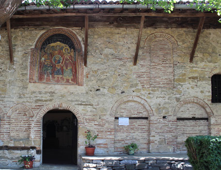 "Kirche ""Hl. Geburt Christi"" in Arbanassi"