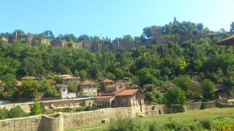 Zarenhügel in Veliko Tarnovo