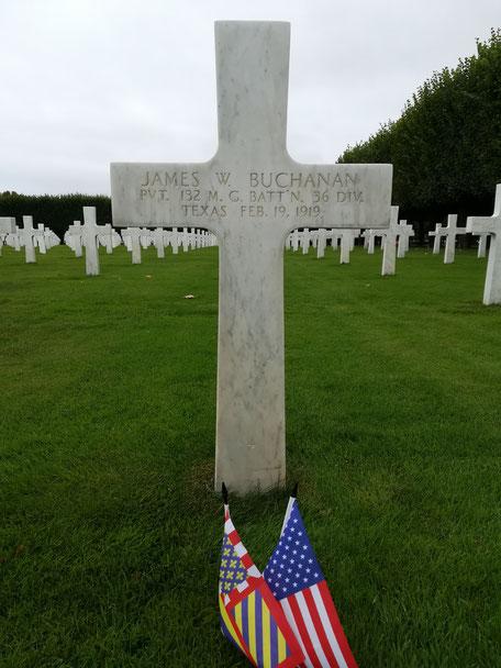 Tombe de James - James' grave - FindaGrave.com