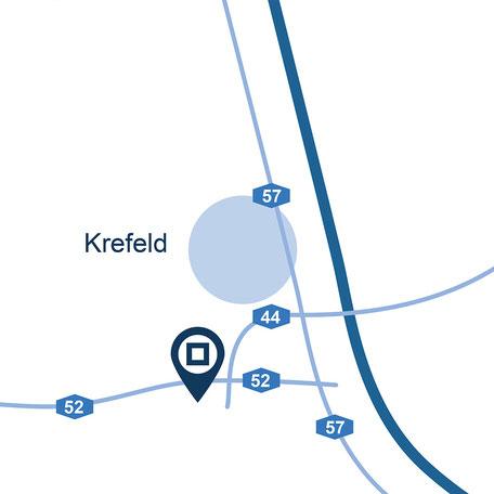 Blaue Boxen Self Storage Krefeld- Günstigen Lagerraum mieten