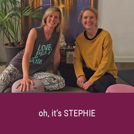 Kerstins Keto, Yin Yoga, Stephie Albrecht
