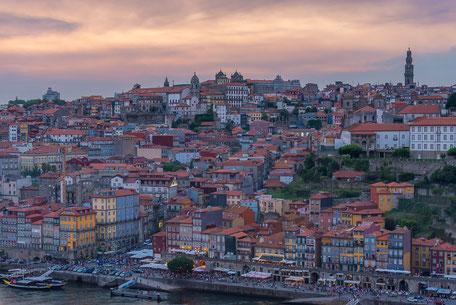 Foto Portugal Porto Stadt Altstadt