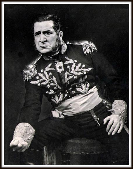 Victor Damiani - Don Ignacio in Aurora di H. Panizza