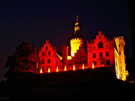Schloss Arenfels, Licht und Tontechnik