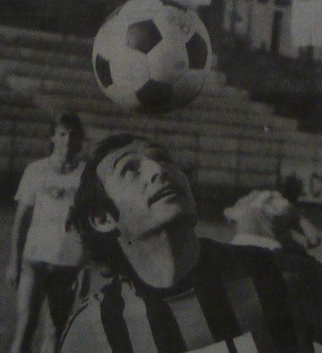 Albert VANUCCI vient de signer au GFCA en provenance de Besançon .