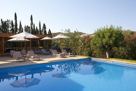 Swimmingpool Son Amoixa Vell Mallorca