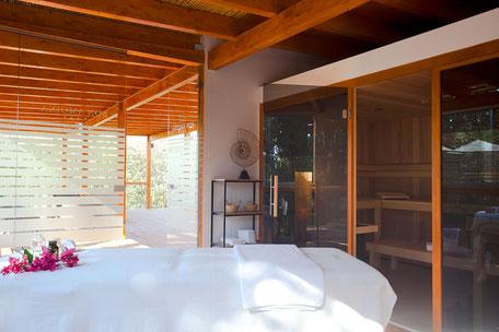 Sauna Son Amoixa Vell Mallorca