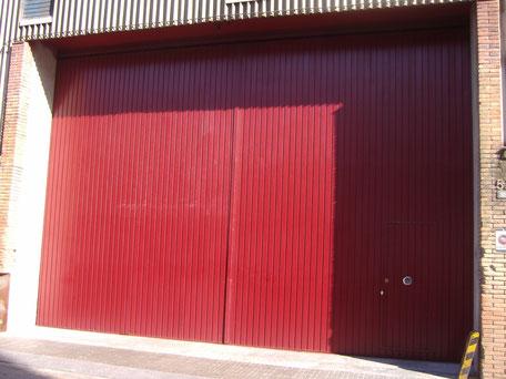 puerta correderas barcelona