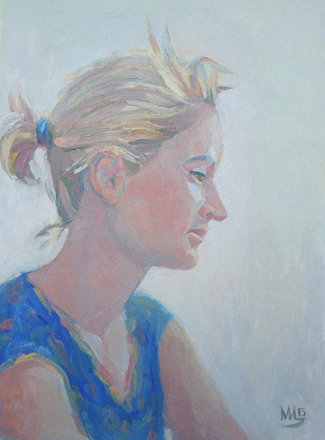 #Портрет, Богачева Мария, Циркина Мария