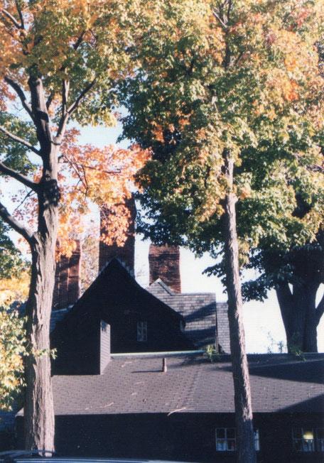 魔女と並ぶセイレムのもう一つの顔、ナサニエル・ホーソンの小説「七破風の家」の舞台となった家