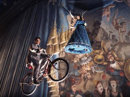 Cirque du soleil VAREKAI à l'accor Arena hotel Bercy