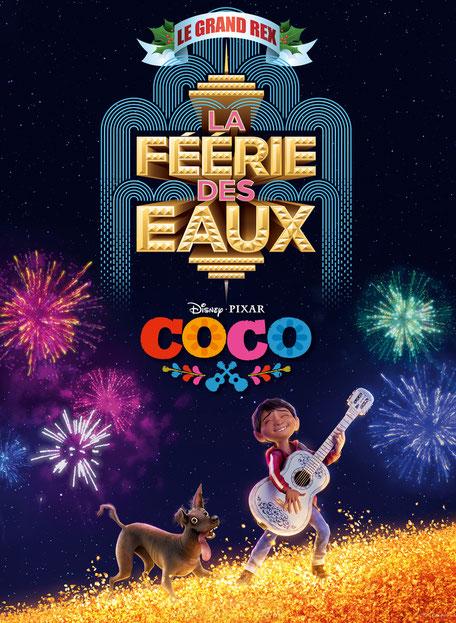 Grand Rex le nouveau film des Walt Disney Animations Studio Spectacles de noël