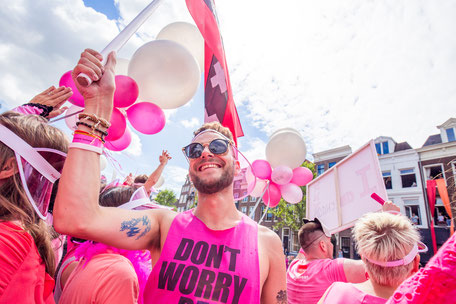 Canal Parade | Pride Amsterdam