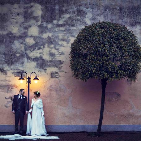 Ritratto degli sposi