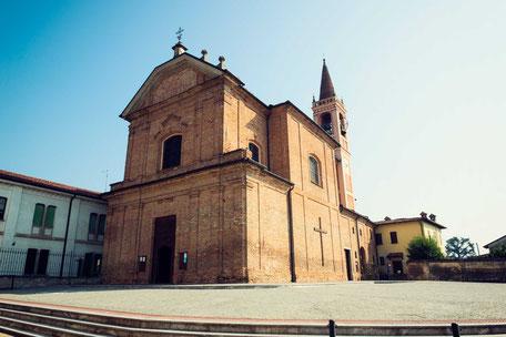 Chiesa di Credera Rubbiano