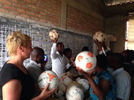 Fußball kann sozial sein