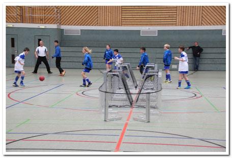 trainingsideen  trainingsübungen im Soccer-Ei