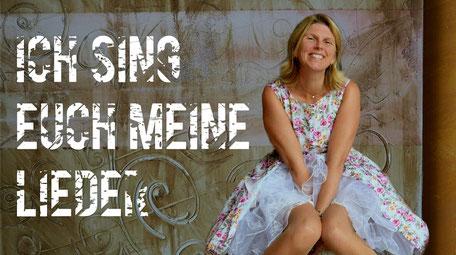 Silvia singt zu verschiedenen Anlässen