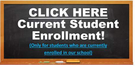 CURRENT STUDENT REGISTRATION FORM - RETURNING STUDENTS