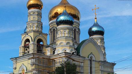 ウラジオストクの教会1