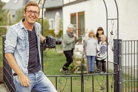 ben Pfeifer Fotograf, ben Pfeifer Jahnsbach, Fotostudio Erzgebirge, Fotograf Erzgebirge, Übern Zaun geguckt