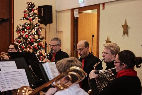 Letzter Auftritt des Vororchesters. Foto: Sabine Köstlmaier.