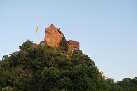 Burg Schönburg (Foto: MBO)