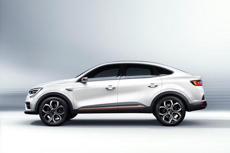Vendita nuovo Renault Arkana Osimo Ancona F.lli Cola