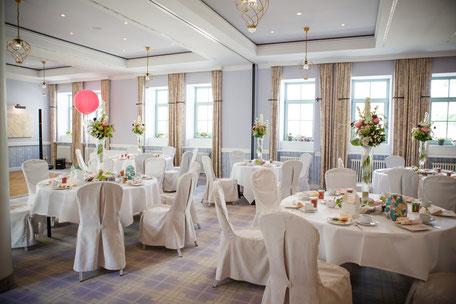 Heiraten im Schlosshotel Pillnitz, Hochzeit in PIllnitz