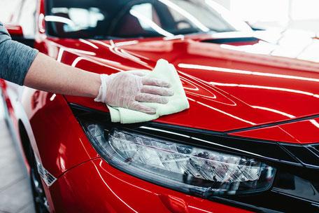 48 maanden garantie bij IGL Coatings Kenzo glascoating | A1 Car Cleaning