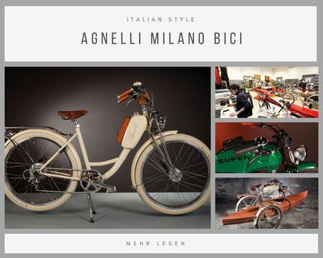 Italian Style - Agnelli Milano Bici