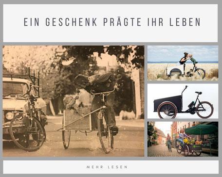 Christiani Bike - Ein Geschenk prägte ihr Leben