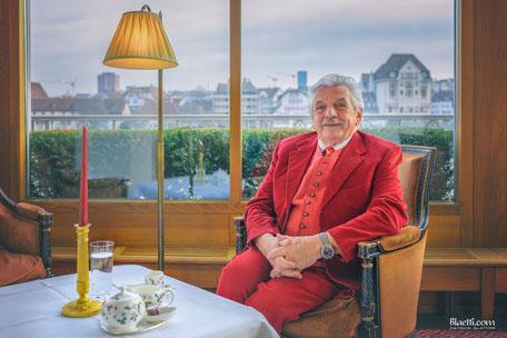 -minu im Hotel Les Trois Rois in Basel