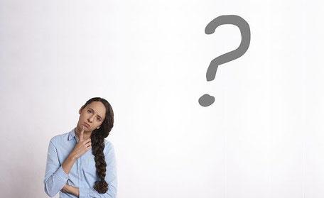Was passiert, wenn Du Deiner Angst Fragen stellst? Welche Antworten kommen?
